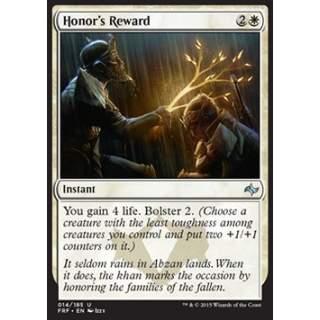 Honor's Reward - FOIL