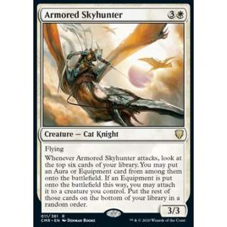 Armored Skyhunter - FOIL