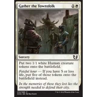 Gather the Townsfolk
