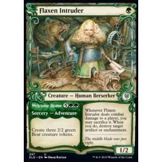 Flaxen Intruder - PROMO