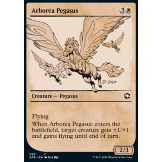 Arborea Pegasus - PROMO FOIL