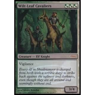 Wilt-Leaf Cavaliers - FOIL