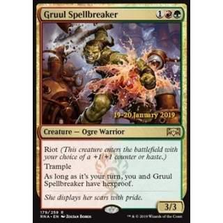 Gruul Spellbreaker - PROMO FOIL