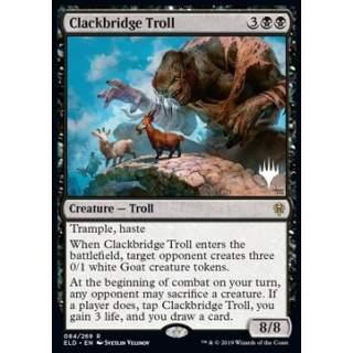 Clackbridge Troll (Version 2) - PROMO FOIL