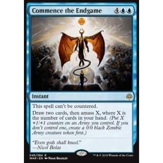 Commence the Endgame - FOIL