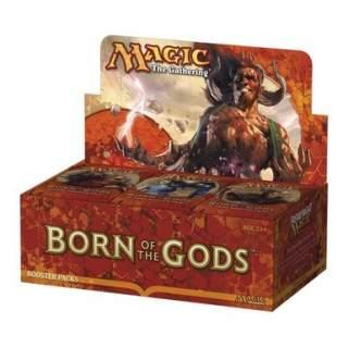 Born of the Gods Box