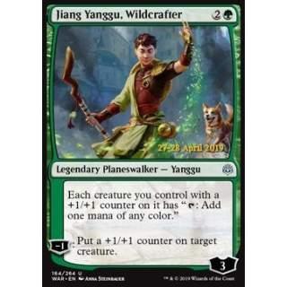 Jiang Yanggu, Wildcrafter - PROMO FOIL