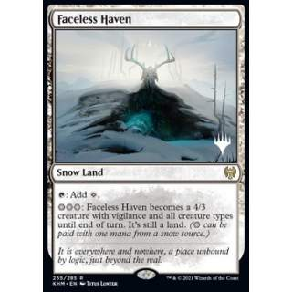 Faceless Haven (V.2) - PROMO FOIL