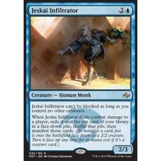 Jeskai Infiltrator