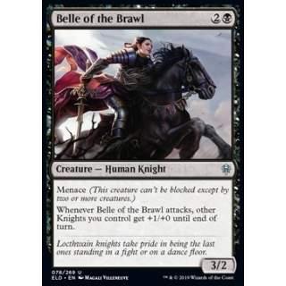Belle of the Brawl - FOIL