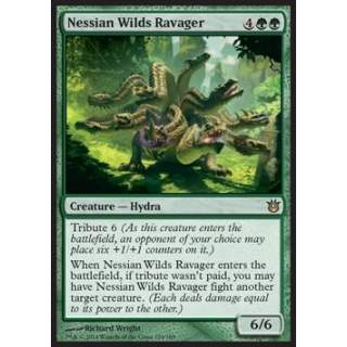 Nessian Wilds Ravager