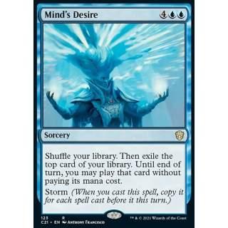 Mind's Desire