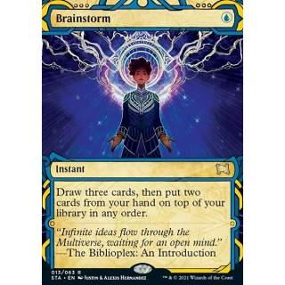 Brainstorm (V.1) - FOIL