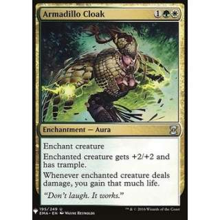 Armadillo Cloak