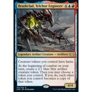 Brudiclad, Telchor Engineer