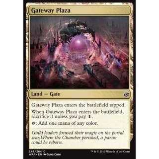 Gateway Plaza - FOIL
