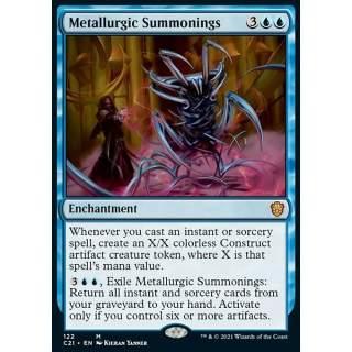 Metallurgic Summonings