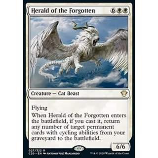 Herald of the Forgotten