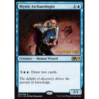 Mystic Archaeologist - PROMO FOIL