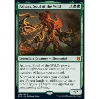 Ashaya, Soul of the Wild - FOIL