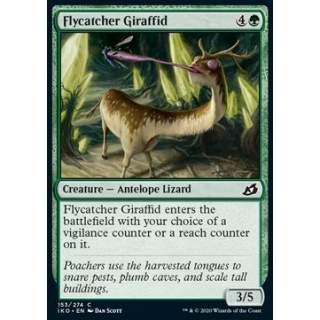 Flycatcher Giraffid - FOIL