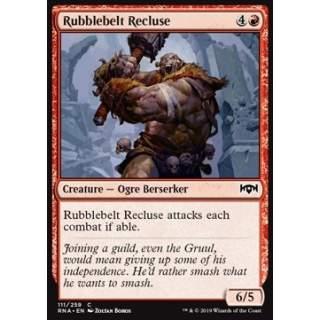 Rubblebelt Recluse - FOIL
