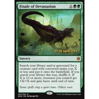 Finale of Devastation - PROMO FOIL