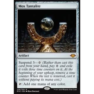 Mox Tantalite - FOIL