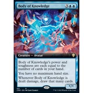 Body of Knowledge - PROMO FOIL