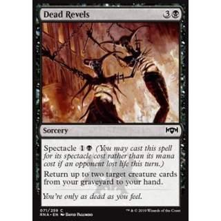Dead Revels - FOIL