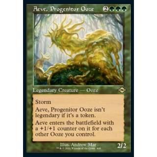 Aeve, Progenitor Ooze (V.1) - PROMO