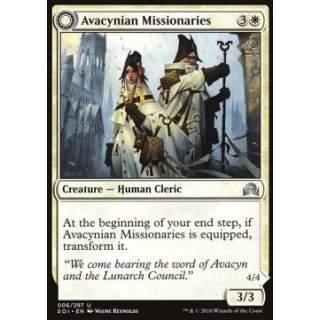 Avacynian Missionaries / Lunarch Inquisitors