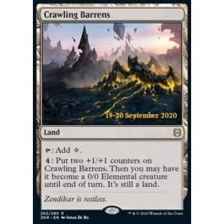 Crawling Barrens (V.2) - PROMO FOIL