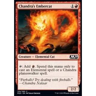 Chandra's Embercat - FOIL