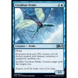 Cerulean Drake - FOIL