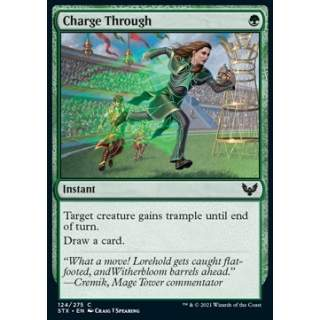 Charge Through - FOIL