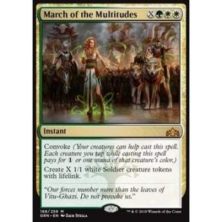 March of the Multitudes