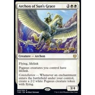 Archon of Sun's Grace (Version 2) - PROMO FOIL