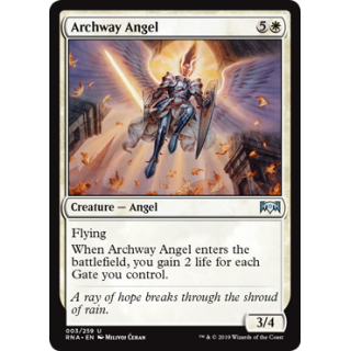 Archway Angel - FOIL