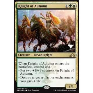 Knight of Autumn - PROMO