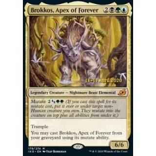 Brokkos, Apex of Forever (V.2) - PROMO FOIL