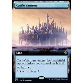 Castle Vantress - PROMO FOIL