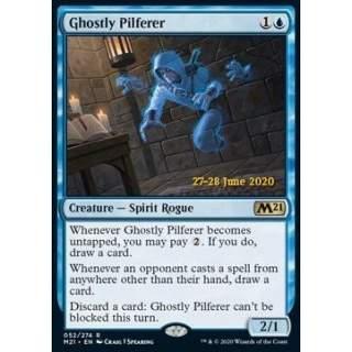 Ghostly Pilferer (V.2) - PROMO FOIL
