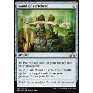 Wand of Vertebrae