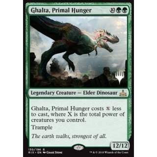 Ghalta, Primal Hunger - PROMO FOIL