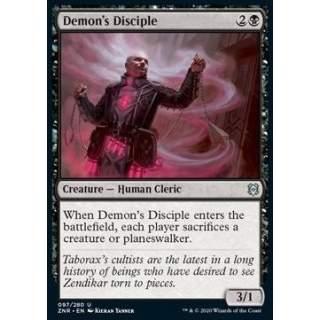 Demon's Disciple - FOIL