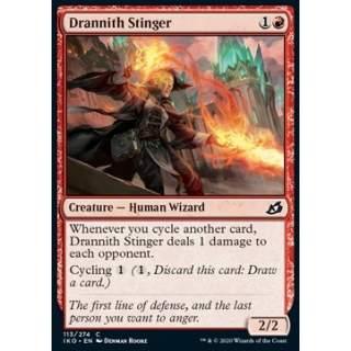 Drannith Stinger - FOIL