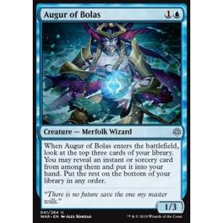 Augur of Bolas - FOIL