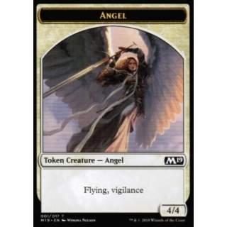 Angel Token (White 4/4 Vigilance)