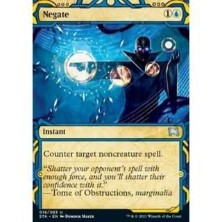 Negate (V.3) - FOIL